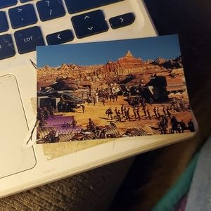 Reinforcements starship troopers card